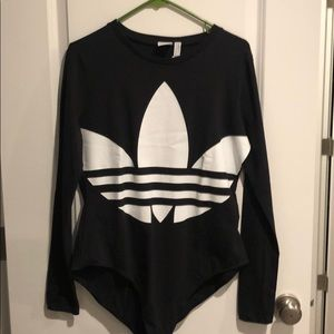 Adidas body suit